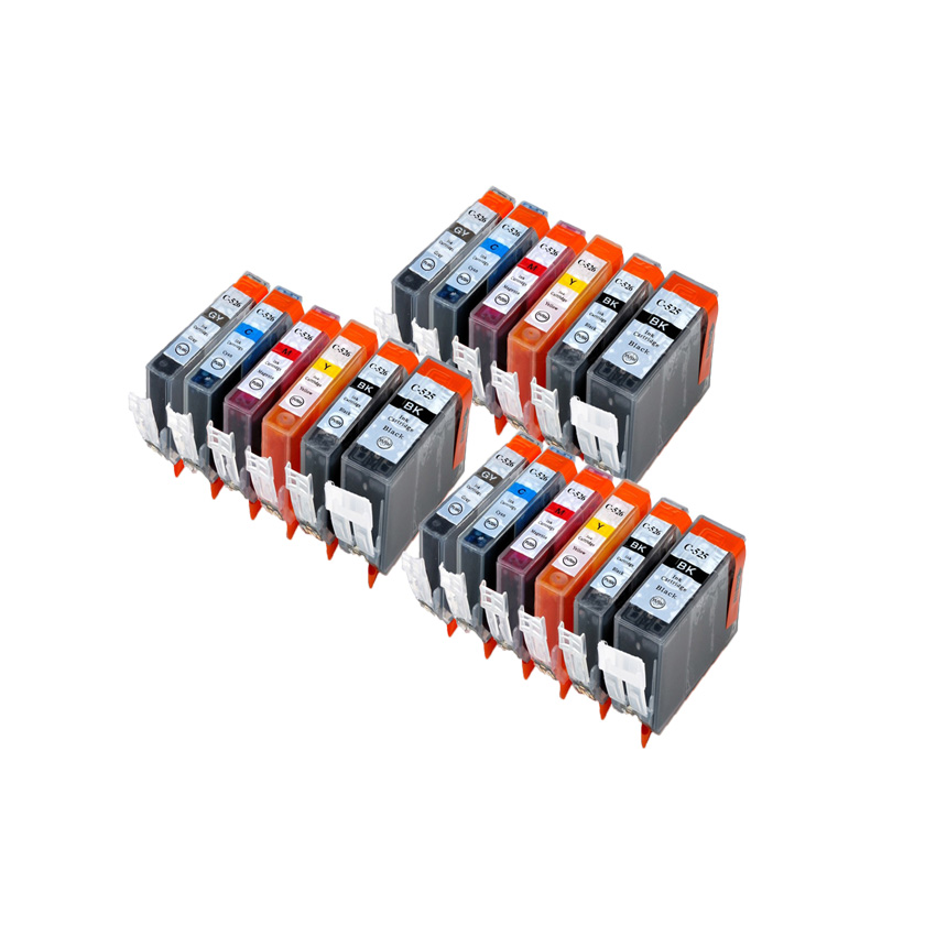 BLOOM PGI525 CLI 526 compatible ink cartridge for canon PIXMA  MG6150 MG6250 MG8150 MG8250  PrinterBLOOM PGI525 CLI 526 compatible ink cartridge for canon PIXMA  MG6150 MG6250 MG8150 MG8250  Printer