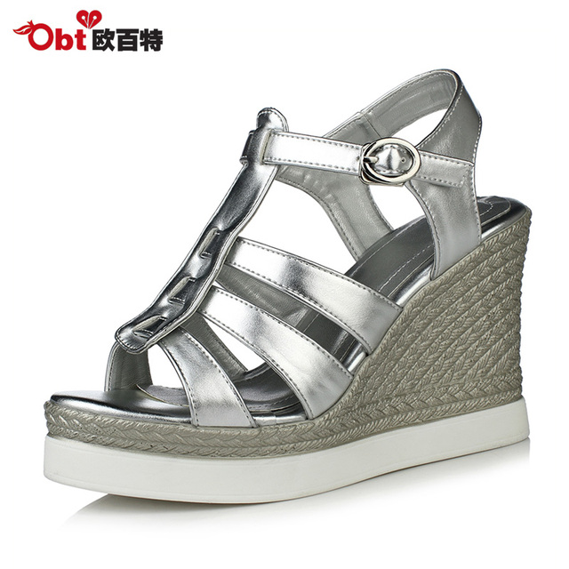 eastbay online Pu Slipsole Platform Sandals exclusive cheap online sale the cheapest H8ngT0ww