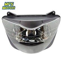 Headlight For 99-00 Honda CBR600 CBR 600 F4 Motorcycle Front Lamp Assembly Upper Head Light Housing 1999 2000