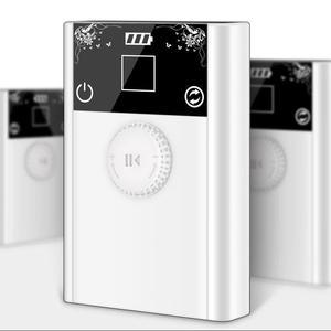 Image 3 - Máquina pulidora de uñas portátil, sin escobillas, potente, 80w, novedad, 40000 RPM, pulidora eléctrica para uñas