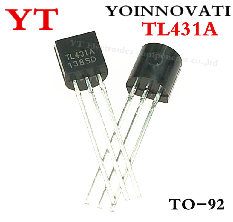 Free Shipping 50pcs/lot TL431 TL431A TO-92 IC Best Quality