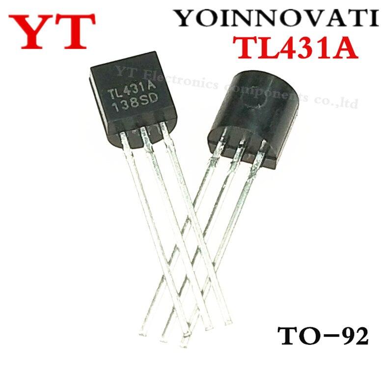 Free Shipping 50pcs/lot TL431 TL431A TO-92 IC Best Quality