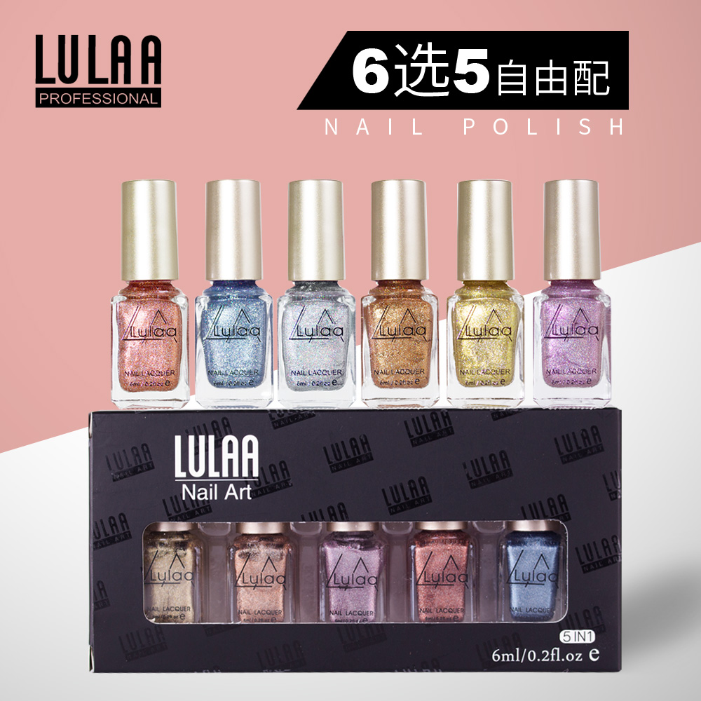 Gel Nail Polish Laser Uv 5d Gloss Semi Permanent Gellak Color