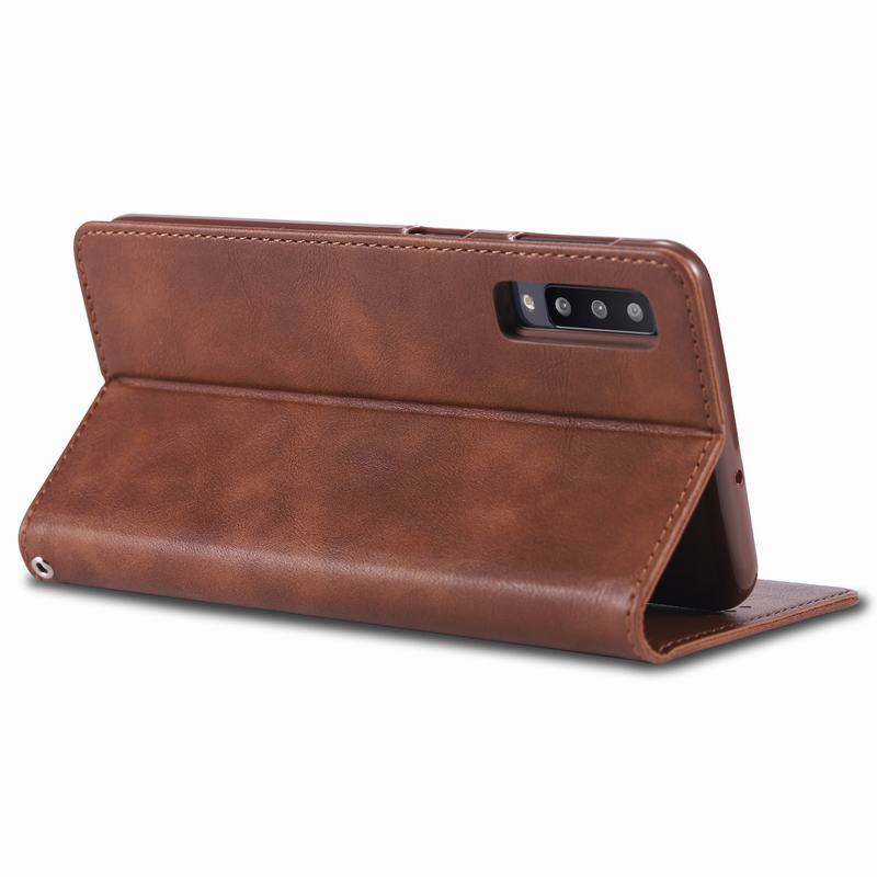 Cover Case For Samsung Galaxy A80 A50 A30 A20 Magnetic Flip Luxury Wallet Leather Phone Bag For Samsung On A70 A40 A 50 20 Coque