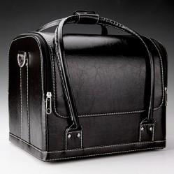 Close-Up Leather Bag - Glaze Magicians Bag Magic Tricks,Magie Accessories,Prop,Gimmick Mentalism,Magia Toys