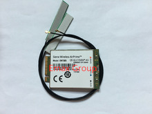 Sierra wireless Unlocked EM7305 + 2 PCS 4G Antenne gobi5000 FDD LTE/EVDO/DC HSPA + WWAN Netwwork kaart mobiele breedband Nieuwe Originele