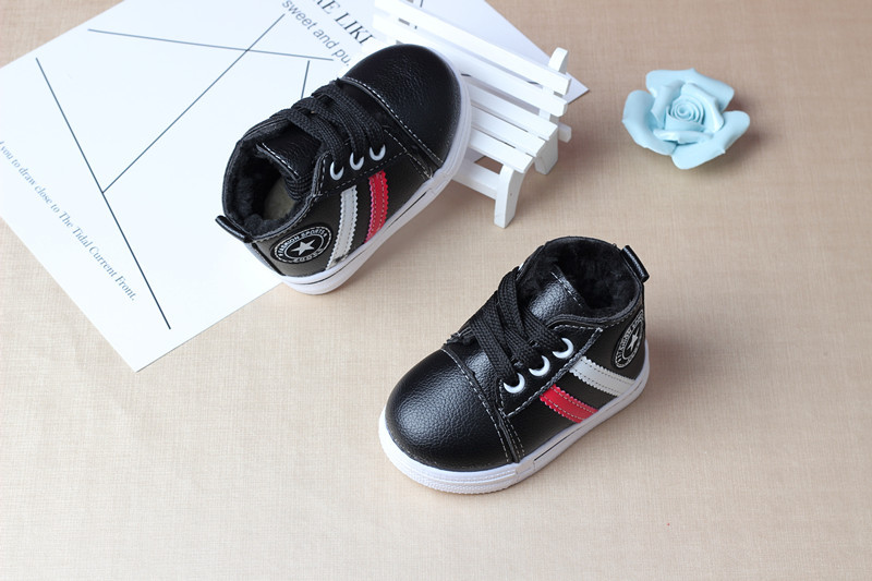 6b6a68a74e3 2019 New Baby Shoes Breathable Canvas Shoes 1 3 Years Old Boys ...