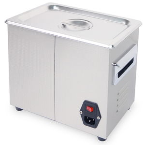 Image 4 - 180W Ultrasonic Cleaner 3.2L 150W Heating Water Bath Spark Plug Injector Fuel High Temperature Oil Rust Hardware Metal