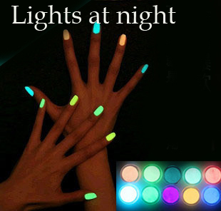 Unha Polonês marla luz À noite unha Tipo de Item : Esmalte de Unhas