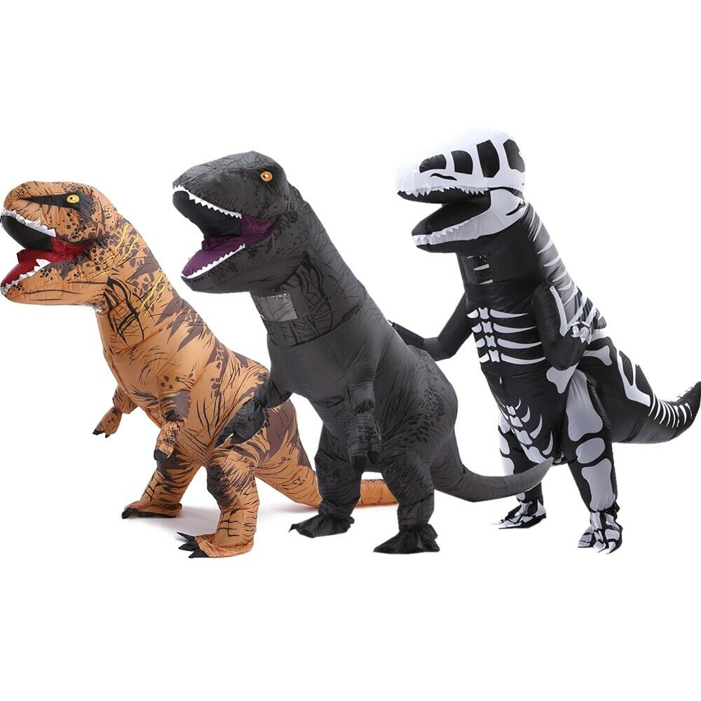T-REX Costume inflatable dinosaur costume For Anime Expo traje de dinosaurio inflable Blowup disfraces adultos costume adult