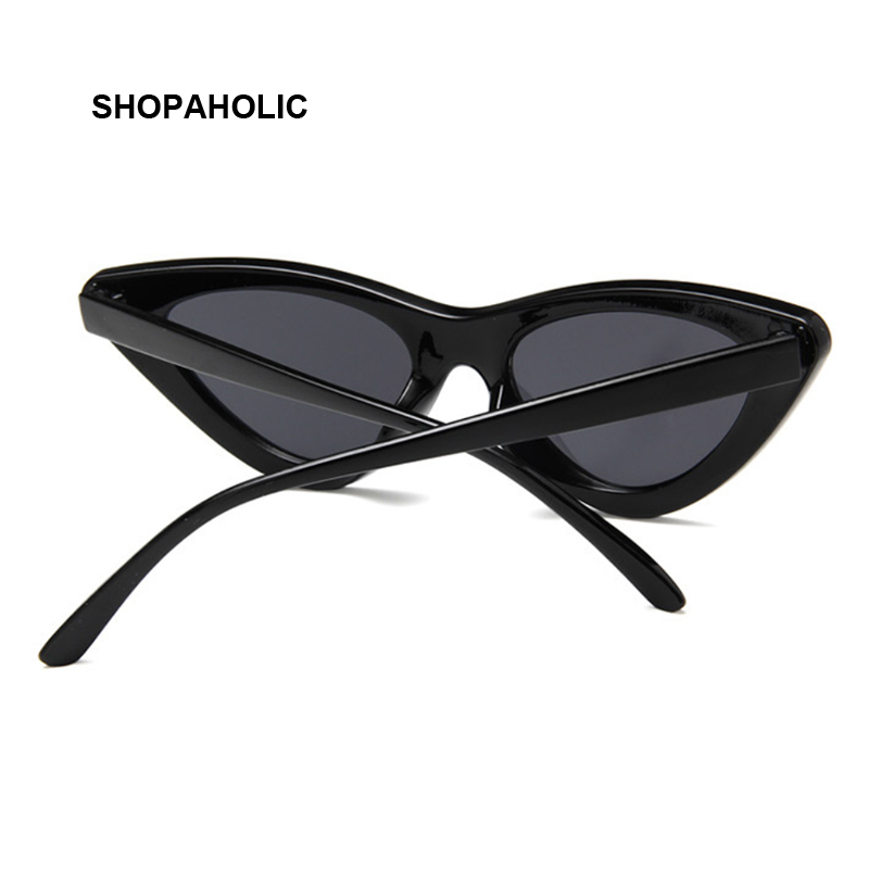 Small Cat Eye Ladies Sunglasses Red Black Frame Women Brand Designer Sun Glasses for Women Vintage Sexy Eyewear Shades UV400 3