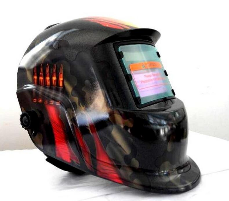 Free Shipping Solar Powered Darkening Welding Helmet Mask Welders For Arc Tig Mig Welder цена и фото