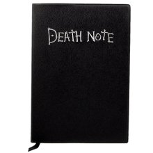 Moda Anime Tema Death Note Cosplay Notebook Nueva Escuela Large Writing Journal 20.5cm * 14.5cm
