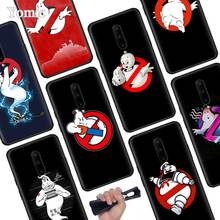 Ghostbusters hallmark Black Soft Case for Oneplus 7 Pro 7 6T 6 Silicone TPU Phone Cases Cover Coque Shell