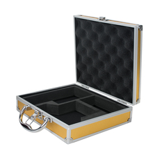 цены Aluminum Tool Box Case Container Fit for Dentist Dental Binocular Loupes Optical Glass Loupe