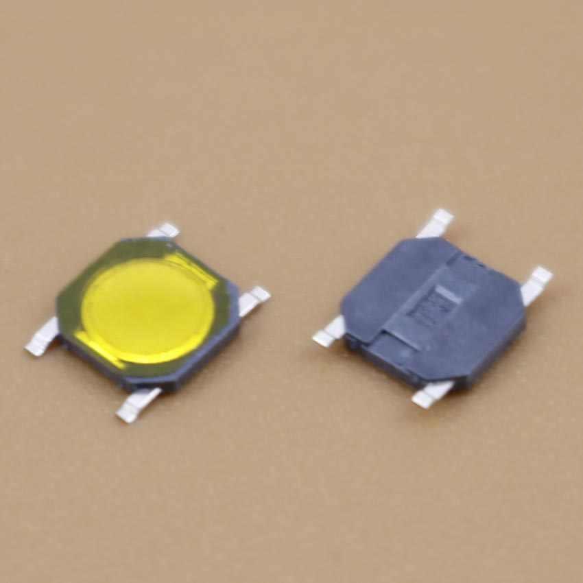 玉渓5 × 5 × 0.8ミリメートルmp3のmp4のノートパソコン携帯共通スイッチsmdタクトスイッチボタンスイッチ5*5*0.8