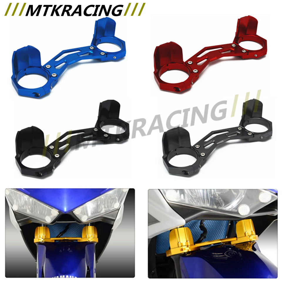 For Yamaha Yzf R3 2015-2016 YZF-R3 Accessories For Motorcycles Balance Shock Front Fork Brace Clamp for yamaha yzf r25 14 15 yzf r3 2015 motorcycle accessories front