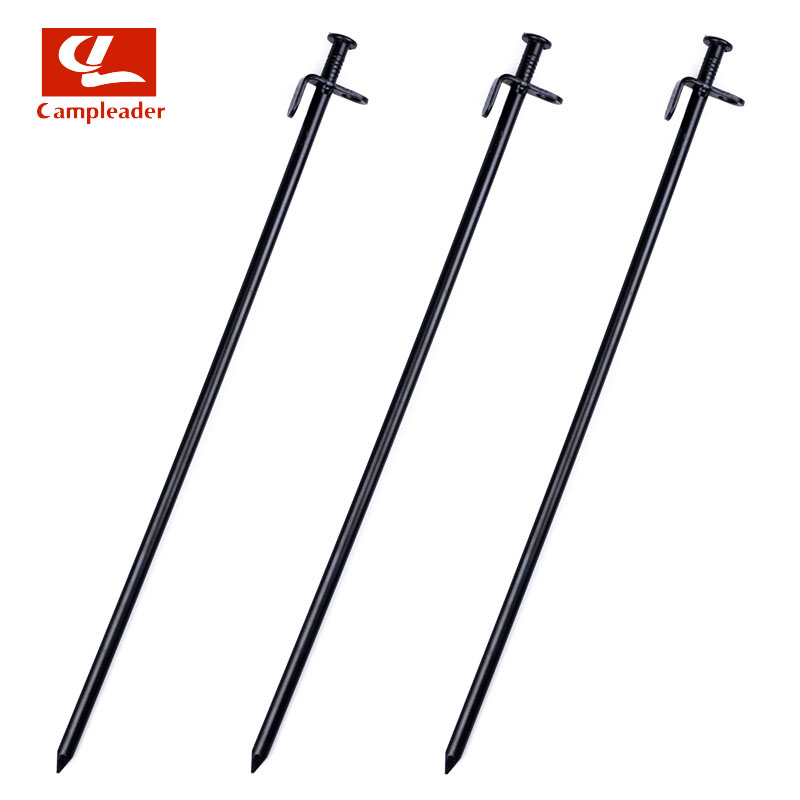 2016 New 18cm/20cm/30cm New Aluminium Alloy <font><b>Tent</b></font> Peg Nail Stake with Rope Camping Equipment Outdoor <font><b>Tent</b></font> quipment Accessories