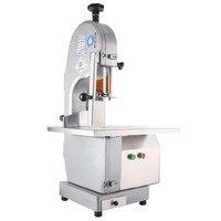 JamieLin High Capacity Commercial meat saw band bone cutting machine/electric bone sawing machine 110V 220V