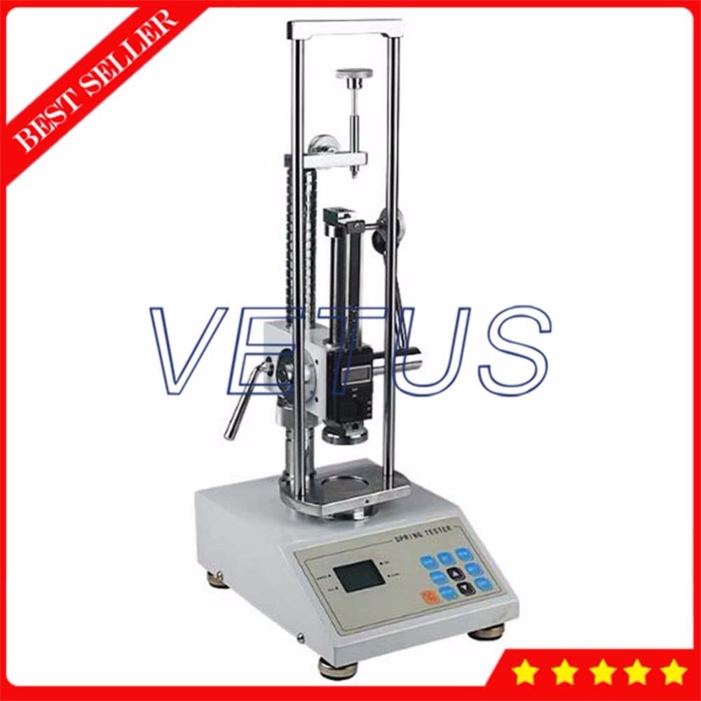 Machine d'essai numérique de ressort d'extension et de Compression de ressort de ATH-150P de 150N/15 kg/33Lb avec l'imprimante intégrée