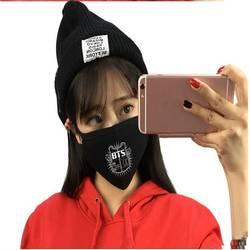 Новый рот маска BTS Bangtan мальчики Kpop СУГА JUNGKOOK JIN J-надеюсь же Пылезащитно теплый BTS Хлопок Забавный оптовая продажа