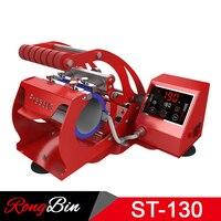 New ST 130 LED Touch Screen Sublimation Machine Mug Press Machine Heat Press Transfer for 11oz Mug Cup Sublimation Printer