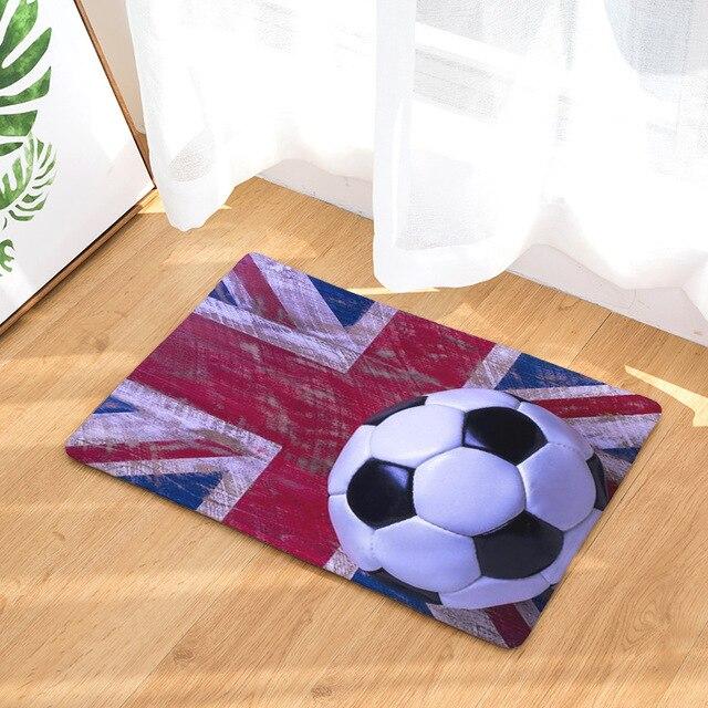 Banderas creativas diseño Alfombras Impresión digital dormitorio ...