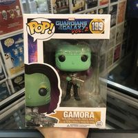Official FUNKO POP Marvel: Guardians of the Galaxy 2 Gamora Vinyl Figure Collectible Toy with Original box In Stock