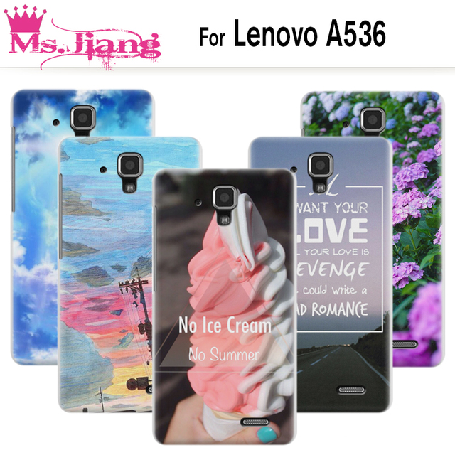 save off b4c4f d7c01 US $9.98 |For Lenovo A536 Cases,New Rubber Plastic Hard Back Cover Case For  Lenovo A536 Phone Covers-in Half-wrapped Case from Cellphones & ...