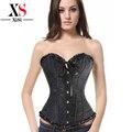 2015 mulheres plus size 4xl 5xl mulheres steampunk halter lace cupless espartilho osso de aço espartilho underbust corpete cintura argumento decisivo