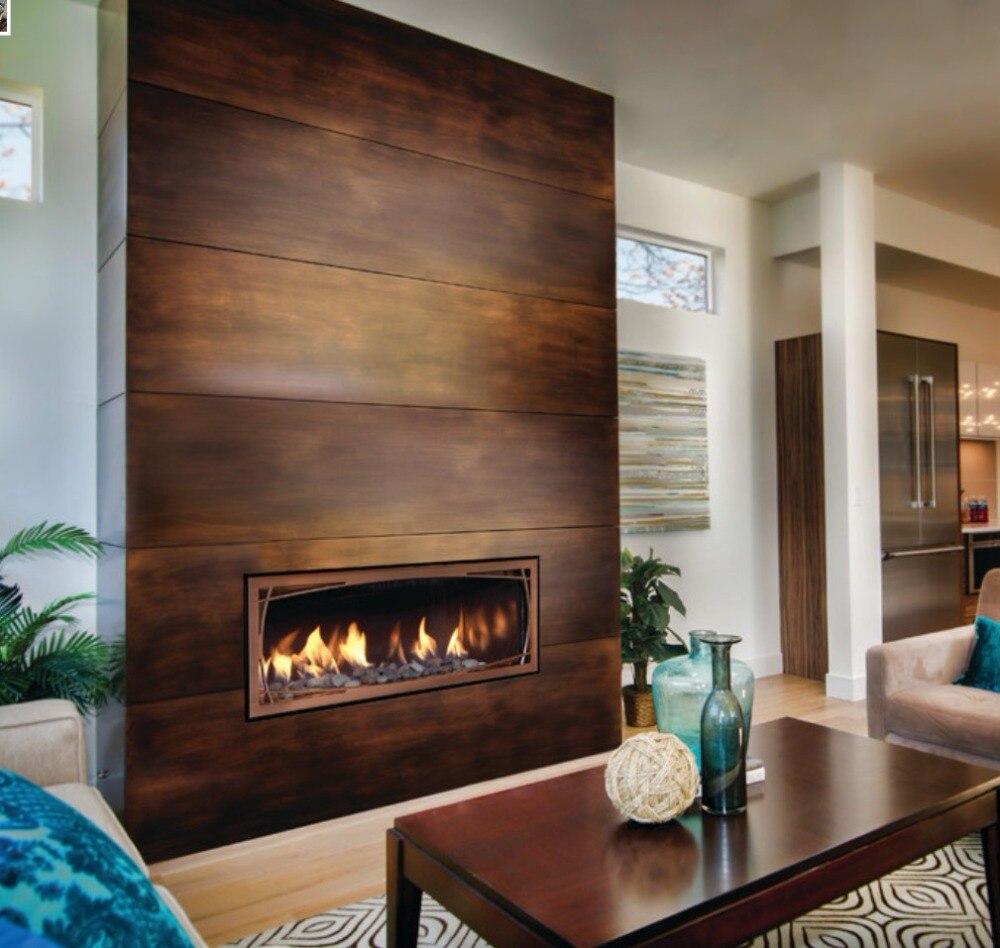 Inno Living 90CM Intelligent Control Kominek Bio Fireplace Burner