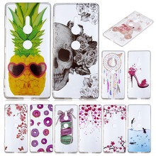 For Sony Xperia XZ2 Case Sony XZ2 Case Soft Transparent TPU Cover Phone Case For Sony Xperia XZ2 H8216 H8266 H8296 Case Silicone