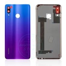 Оригинальная задняя крышка батарейного отсека для Huawei Nova 3, стеклянная задняя крышка батарейного отсека Huawei Nova3, запасные части для ремонта