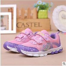 2017 primavera fresca pequeña para niños de viaje shoes sports shoes casual fashion girls shoes