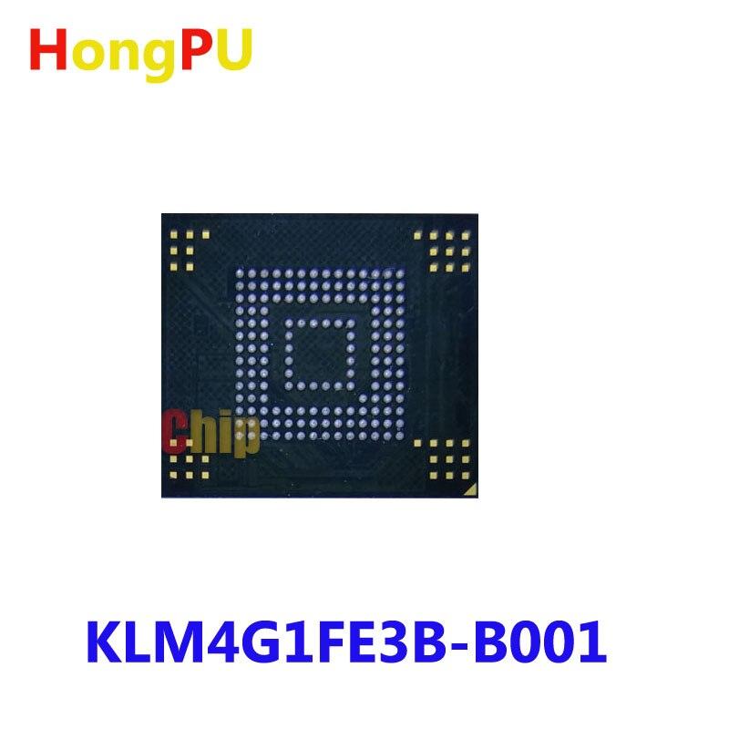 10pcs lot KLM4G1FE3B KLM4G1FE3B B001 New and original 4G memory