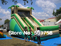 Los fabricantes que venden trampolín inflable, castillos inflables, toboganes inflables, tb-3044