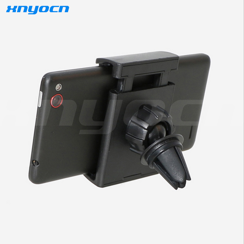 Car Outlet Phone Holder Auto Air Vent For iPhone 6 Plus stand 360 rotating telescopic phone