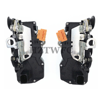 2PCS High Quality Rear Door Lock Actuator For Cadillac Escalade Chevy Tahoe GMC Yukon Driver And Passenger Side 931 108 931 109