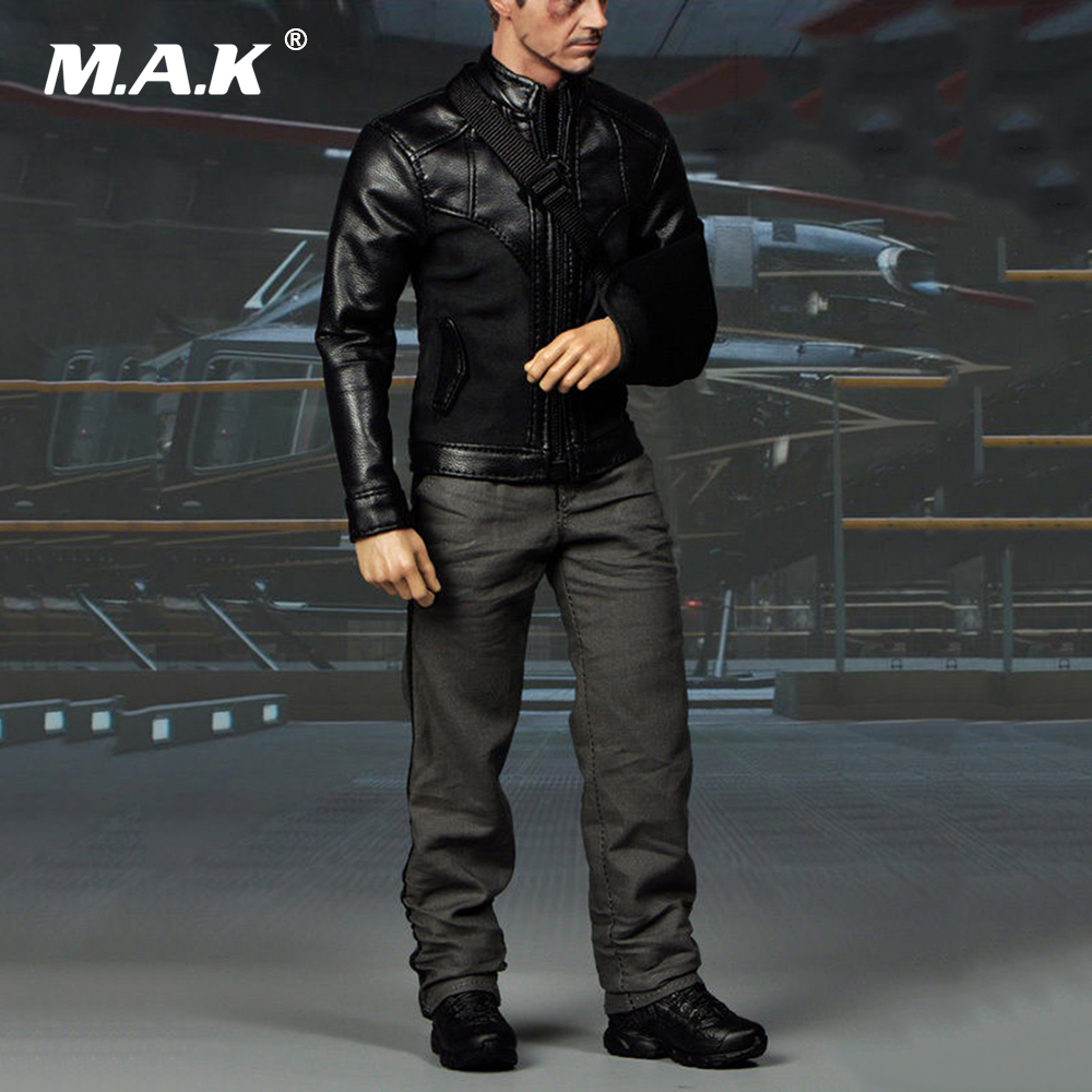 1/6 Scale Iron Clothes Set Man Tony Stark Clothes For 12inch Male Action Figure tony levene investing for dummies uk