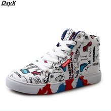 2017 youth trend men and  shoes new casual shoes three colors 33-44 couple casual shoes