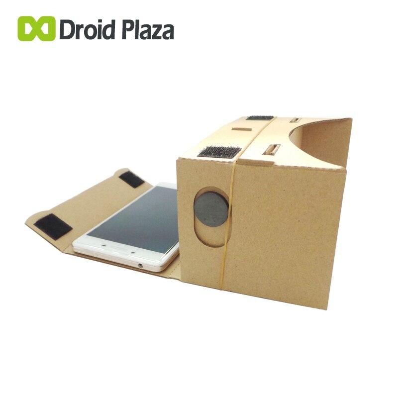 <font><b>Universal</b></font> Google Cardboard <font><b>VR</b></font> DIY 3D Virtual Reality <font><b>Glasses</b></font> <font><b>for</b></font> <font><b>iPhone</b></font> <font><b>6</b></font> Plus 5.5 inch Android & iOS Smartphone