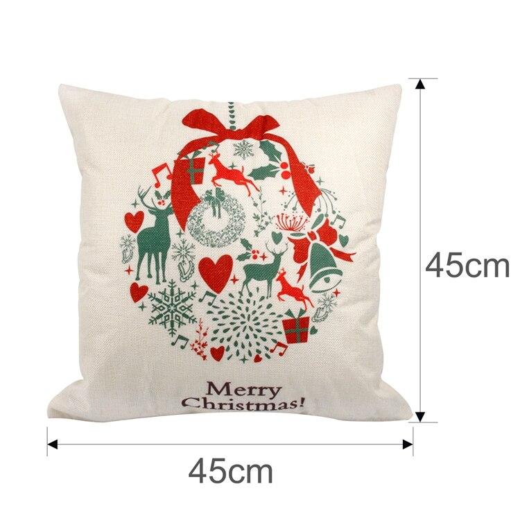Christmas Pillow Case 10