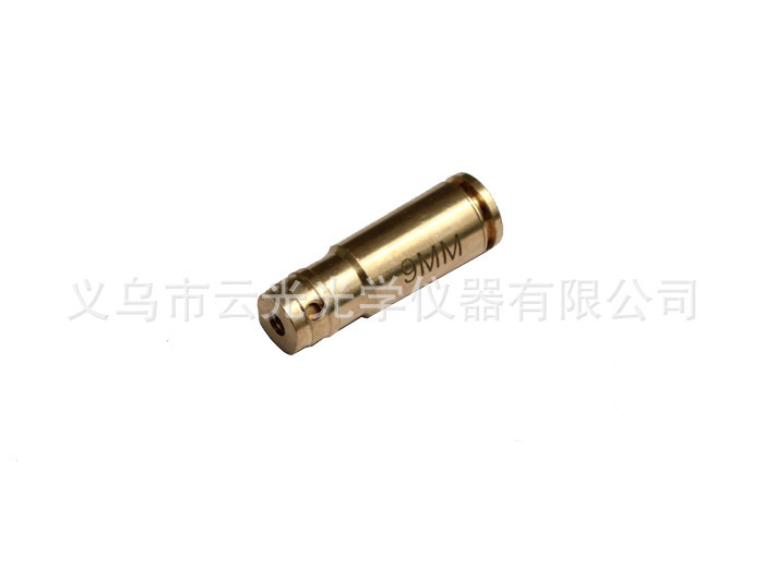 9 мм красный лазерный Dot Boresight диаметр прицел Калибр Патрон Boresight Охота для пистолетов винтовка Бесплатная доставка