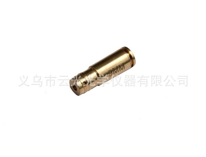 9mm Red Laser Dot Boresighter Bore Sight Caliber Cartridge Boresight Hunting for Handguns Rifle Free Shipping|laser|hunt color|laser cutting key machine - title=