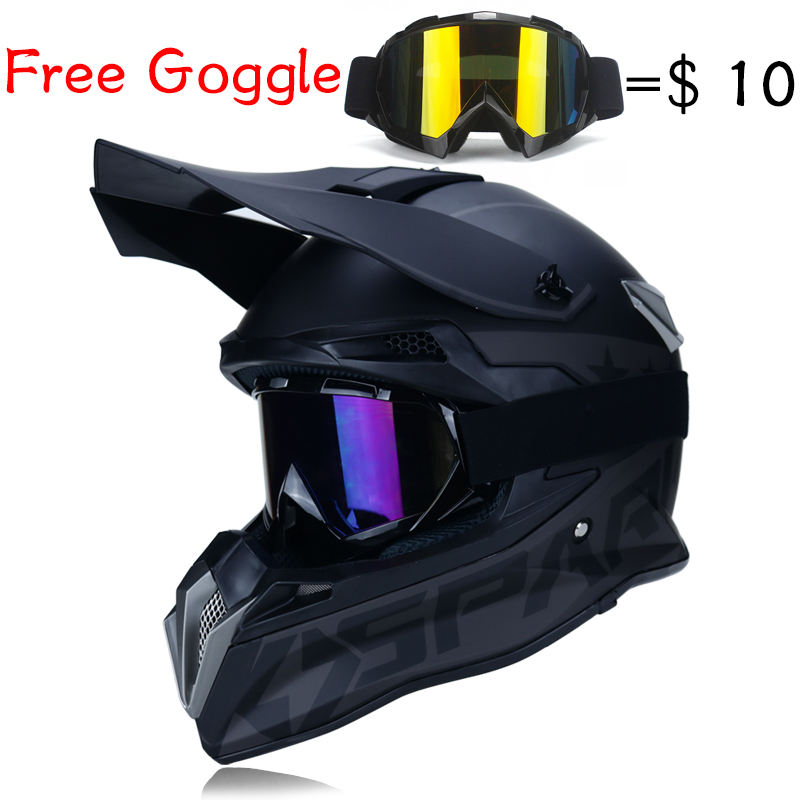 Motorcycle Helmet Motocross Helmets Mens Moto Top Capacete Dir Bike For Men Off Road Capacetes de