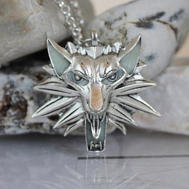 Game Of Thrones Stark Twilight Werewolf Necklace