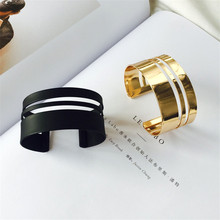 Fashion nappa multilayer geometric fashion joker fashion female jewelry bracelet exquisite accessories wholesale