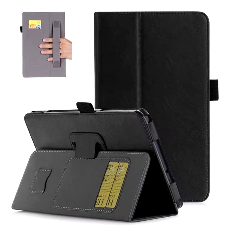 Luxury Leather Case for Samsung Galaxy Tab A 8.0 2017 T380 T385 Tablet Stand Cover 8