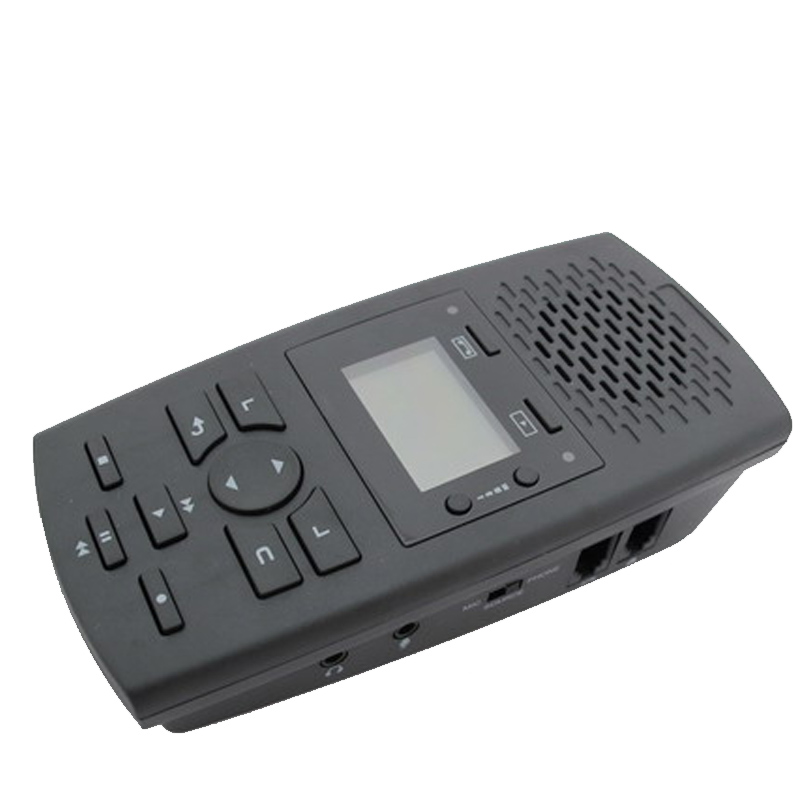 message leave message remotely listen function call history logger voice activated telephone recorder monitor,Landphone monitor рубашка в клетку из денима gamix3