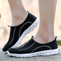 Men Shoes Mesh Casual Shoes 2017 Summer Breathable Slip on Loafers Men Fashion Light Summer Walking Shoes